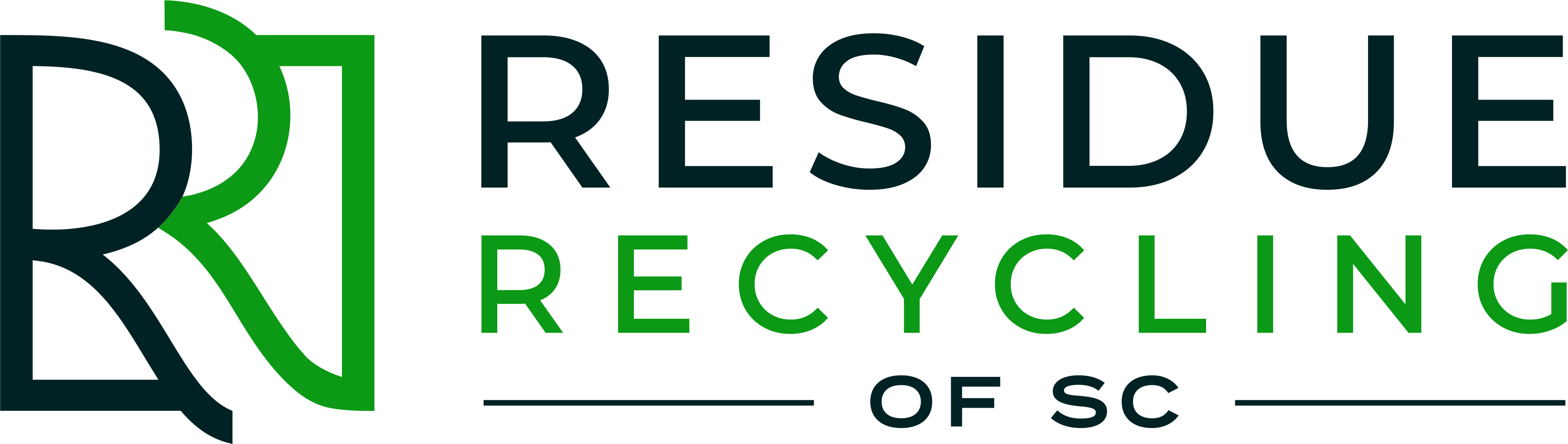 Residue Recycling in SC - Postindustrial Thermoplastic